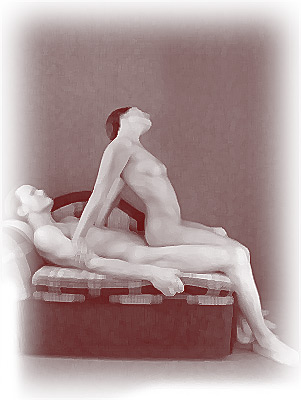 Best sex position for partners to kiss and caress for sexual stimulation